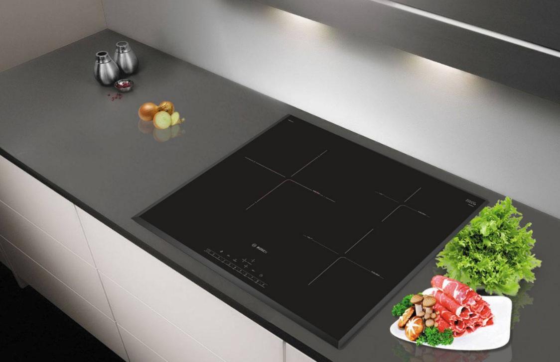 So sánh bếp từ Bosch và Malloca về mặt thiết kế