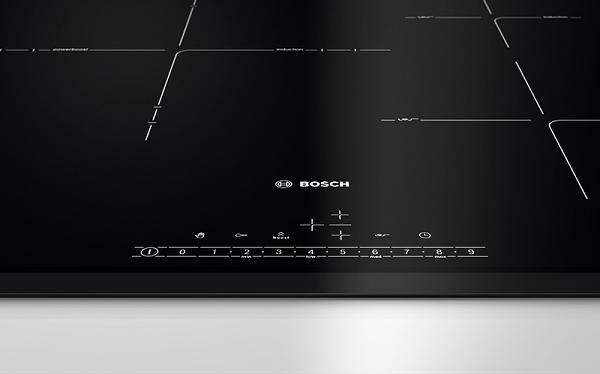 Bếp từ Bosch sở hữu nhiều tính năng hiện đại hơn so với bếp Malloca
