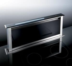Máy hút mùi âm bàn Malloca Lift-K6008 được trang bị 4 mức công suất khác nhau giúp người dùng dễ dàng lựa chọn