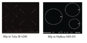 bếp từ MALLOCA MH-03I Và TEKA IR 6320