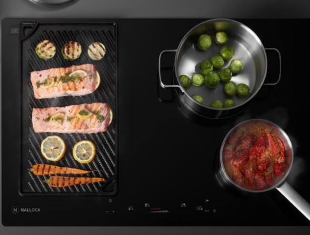 So sánh bếp từ Malloca và Teka về mặt thiết kế